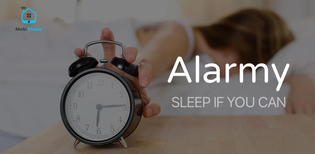 منبه Sleep If U Can