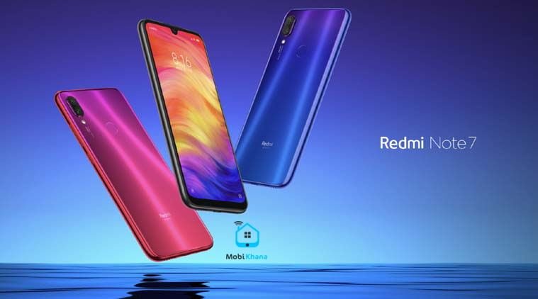 هاتف Redmi Note 7