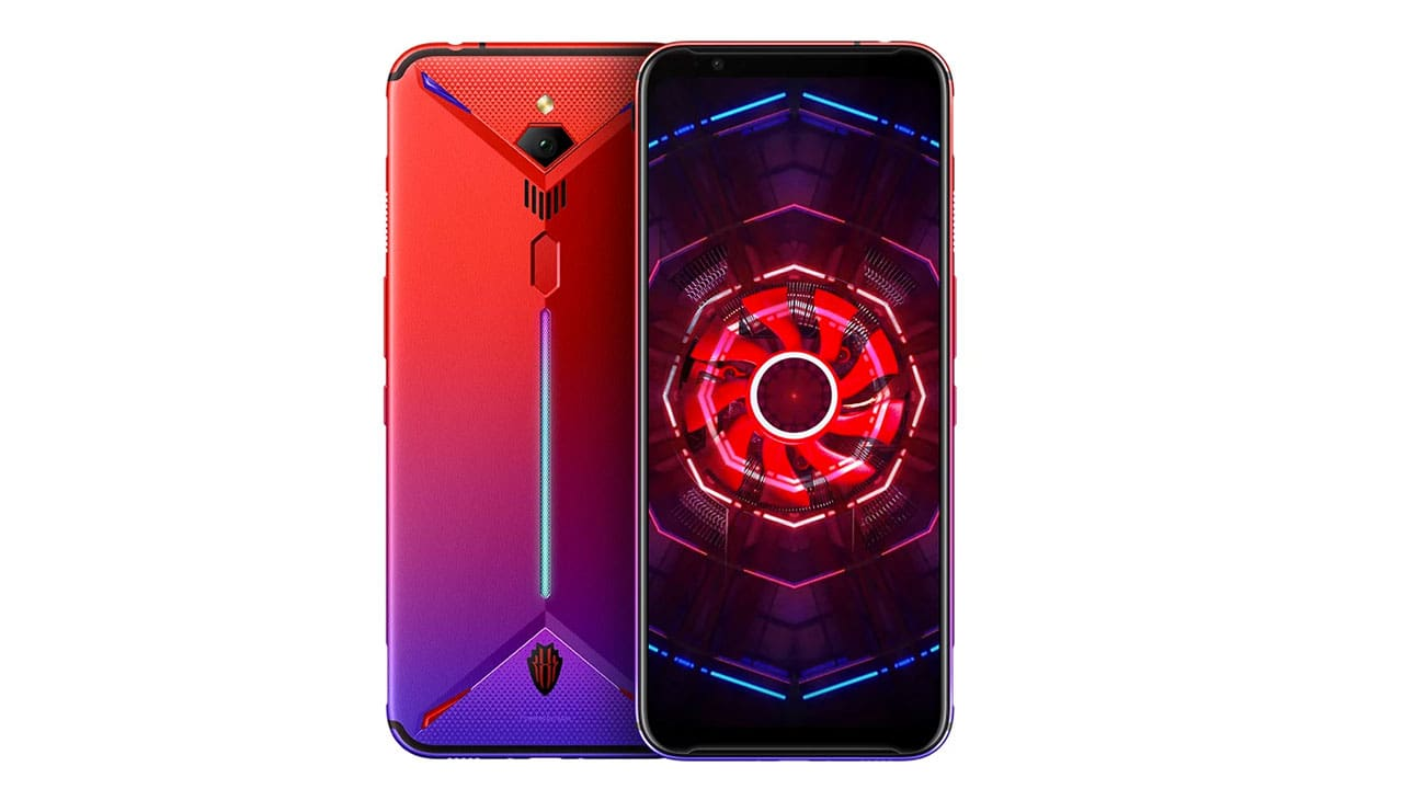 هاتف Nubia Red Magic 3