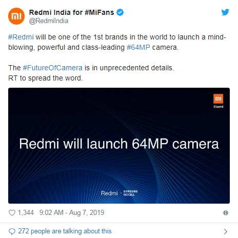 Redmi India for MiFans