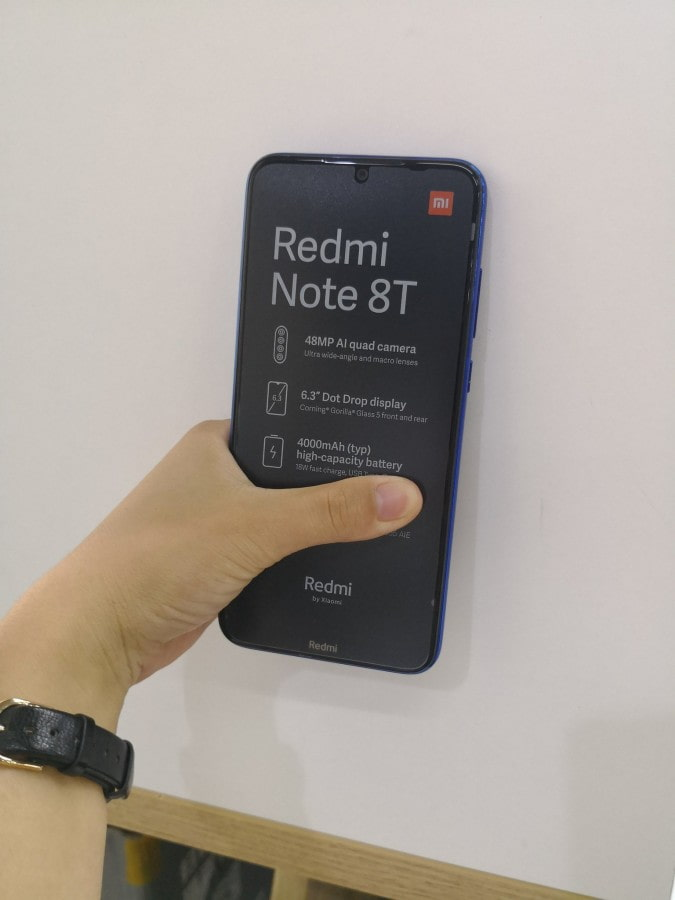 هاتف Redmi Note 8T