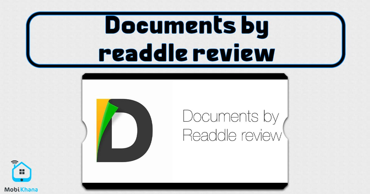 برنامج Documents By Riddle